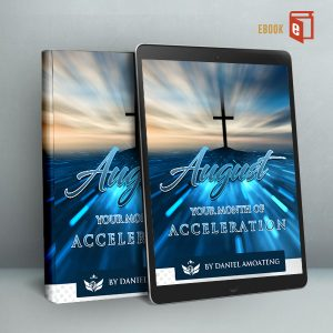 August eBook- Your Month of Acceleration-mockup cover